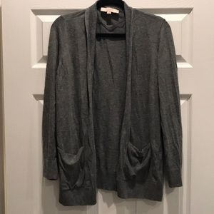 3 for $30 LOFT Open Cardigan